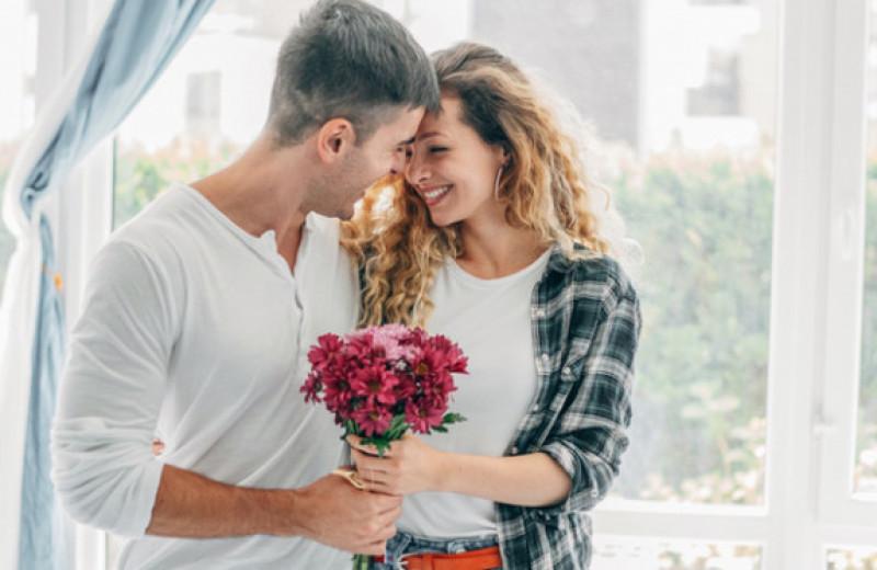 Мужчина не дарит цветы. Как это изменить?