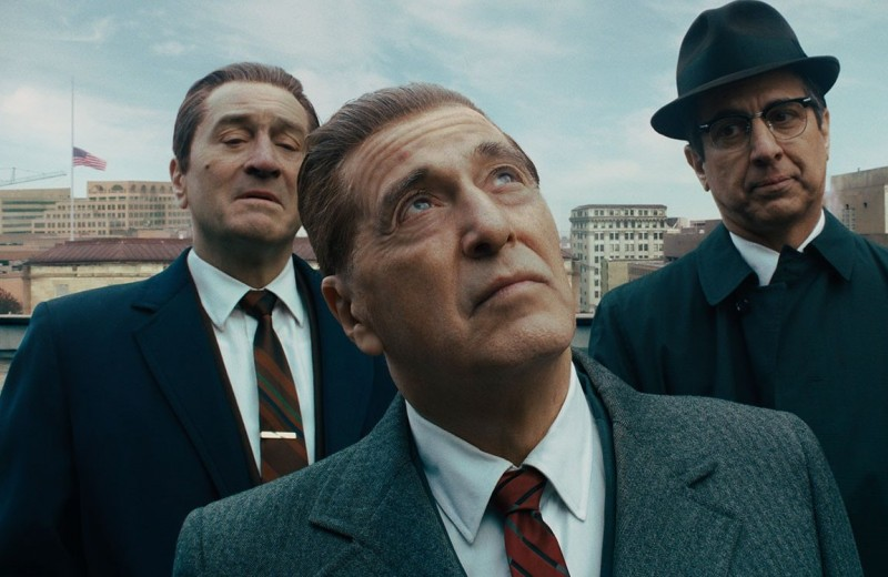 Рецензия на «Ирландца»: Скорсезе прощается с гангстерами и говорит о смерти