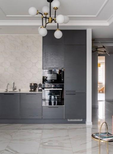 10 правил планирования кухни - советы специалиста