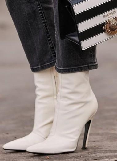 Заглянули в будущее: модная обувь сезона осень-зима 2019-2020 (выбирать надо уже сейчас)