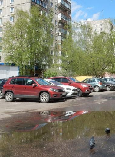 Водителя оштрафовали за парковку во дворе дома. Как избежать проблем?