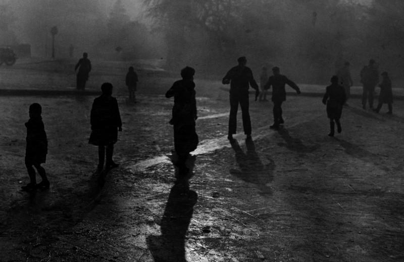 Туман-убийца: как Великий смог в Лондоне забрал жизни тысяч людей