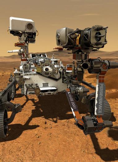 Искатель жизни: чем уникальна новая марсианская миссия