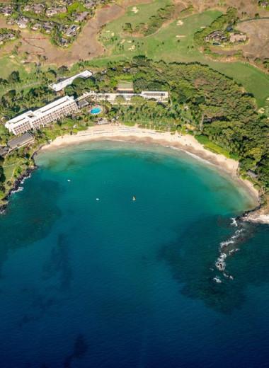 У побережья Гавайев нашли огромный подземный резервуар пресной воды