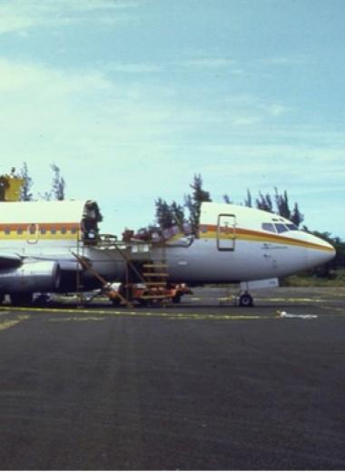 8 экстремальных посадок самолетов