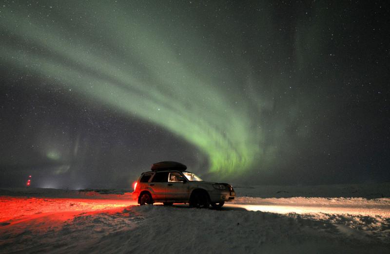 Ночной дозор: где в России можно увидеть северное сияние