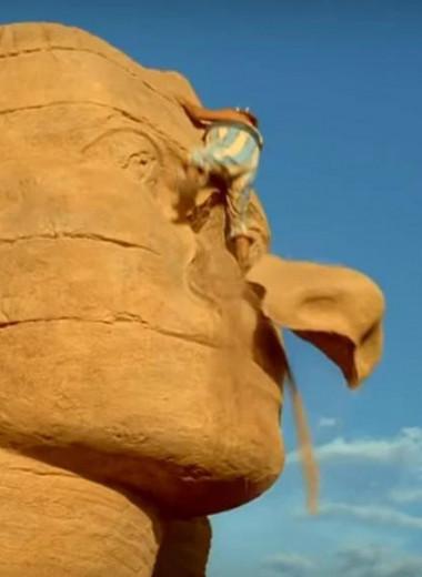 Вот почему у древнеегипетских статуй отбитые носы