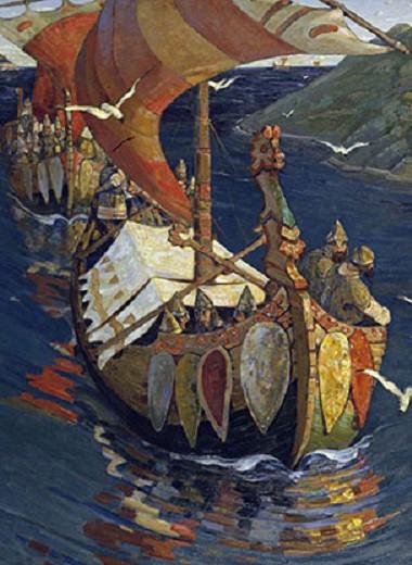 Кто инициировал путь «из варяг в греки»?