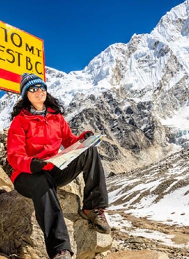Как восхождение на Эверест изменило мою жизнь