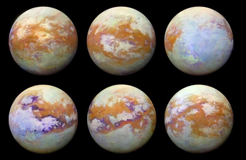 В земной лаборатории воссоздали атмосферу Титана