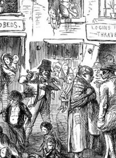 Город мусорщиков: какой была эпидемия холеры в Лондоне