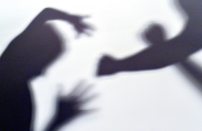 Насилие изгоняют из дома