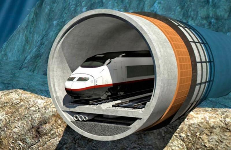 У Эстонии возникли вопросы к проекту самого длинного железнодорожного тоннеля в мире