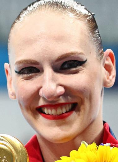 Аверины, Великая и другие: как выглядят наши чемпионки с макияжем и без