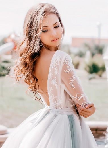 Самые красивые свадебные платья: выбираем стиль, фасон и цвет