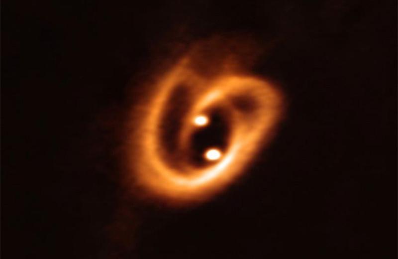 Моделирование указало на две звезды в прошлом Солнечной системы