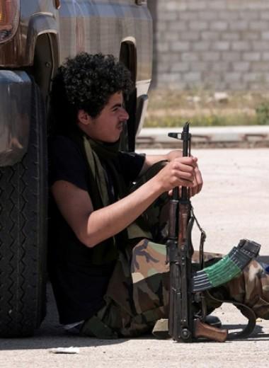 Войска Хафтара остановила полиция