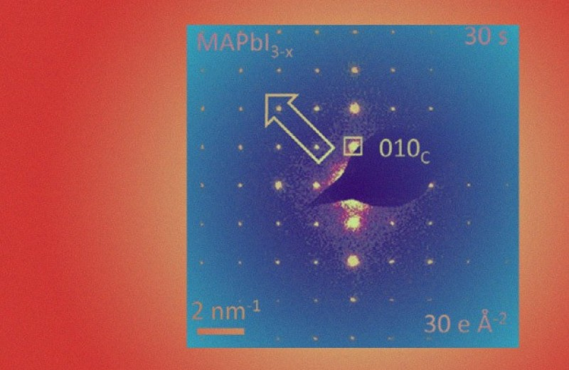 Химики нашли универсальный механизм деградации перовскитных материалов