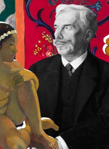 Чьи работы собирал Щукин и что висит в Пушкинском