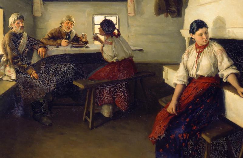 От «вековухи» до «большухи»: как жили старые девы на Руси