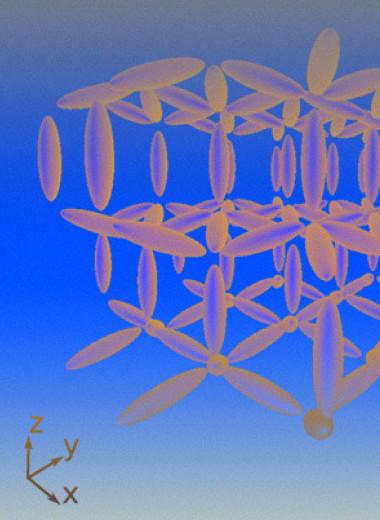 Подвижные магнитные квазимонополи предложили искать при комнатной температуре