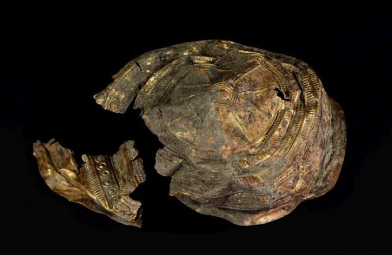 В Австрии нашли золотую чашу возрастом 3000 лет