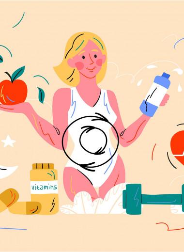 Метаболизм замедляется с возрастом, но не тогда, когда все думают