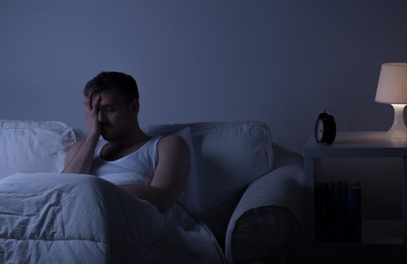 Как заснуть, если мешают мысли о работе
