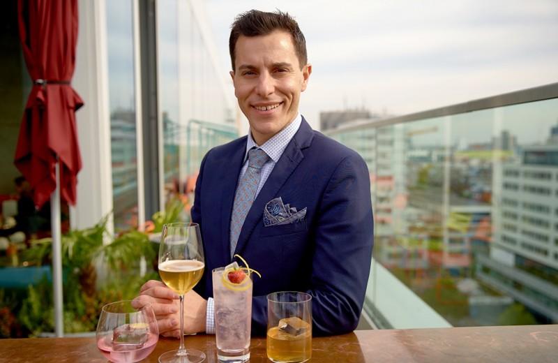 В Берлине нашли лучшего бармена года — итальянца в Австралии