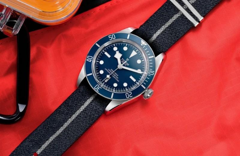 Почему Дэвид Бекхэм так любит часы Tudor?