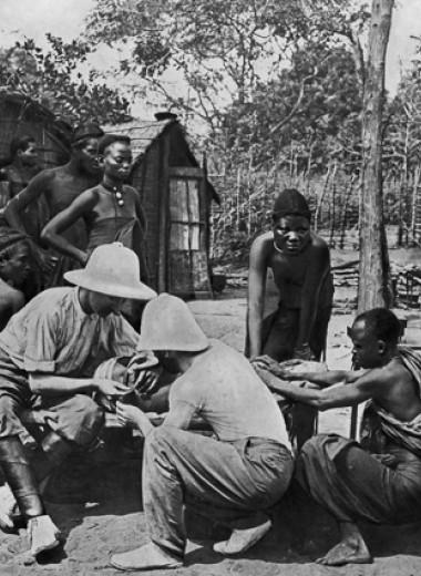 Жан-Мари Гюстав Леклезио: Африканец
