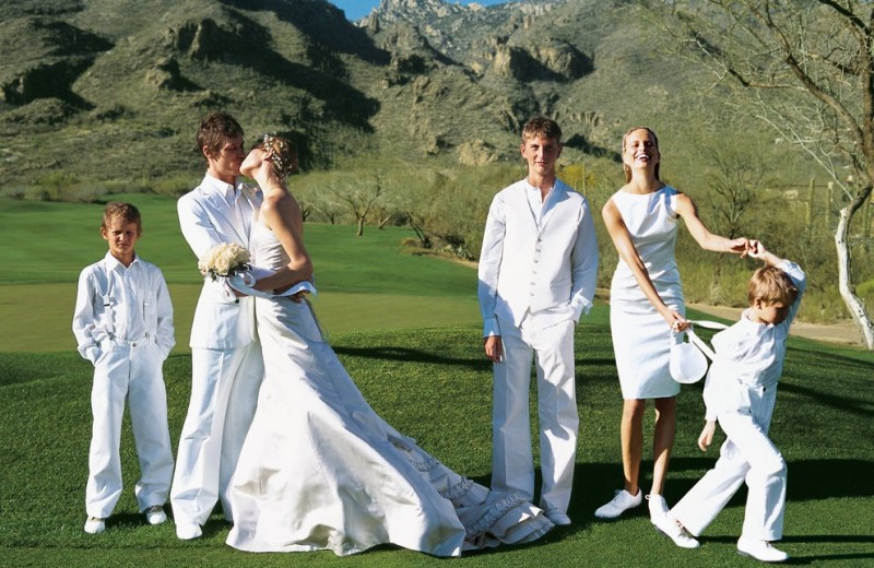 Странные и милые свадебные традиции разных стран