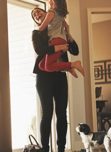 «Мама приходит с работы»: чего хотят женщины после тяжелого дня?