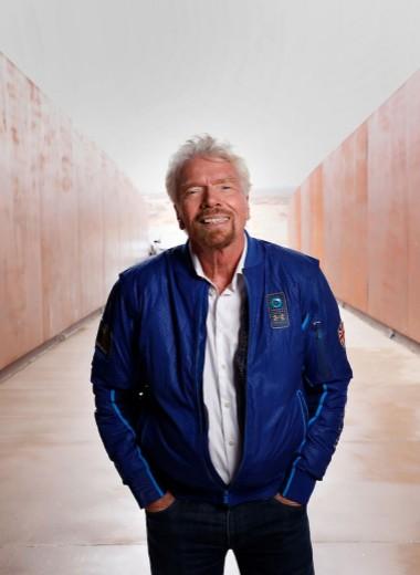 «Я никогда не занимался бизнесом, чтобы зарабатывать деньги». Ричард Брэнсон — о неудачах, репутации и счастье