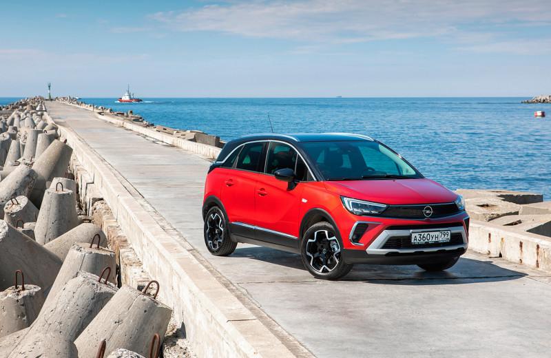 Opel Crossland для России: 5 неудобных вопросов к кроссоверу