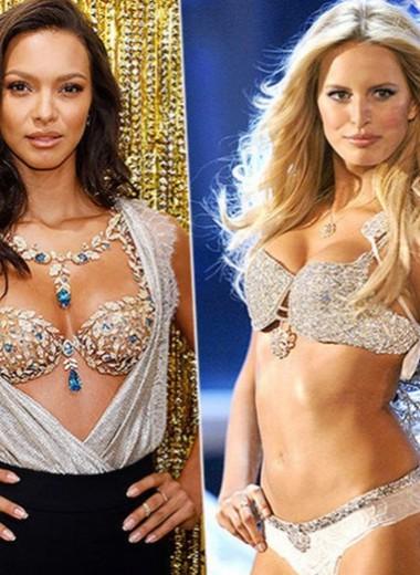 Лифчик на миллион: самые дорогие бюстгальтеры Victoria's Secret