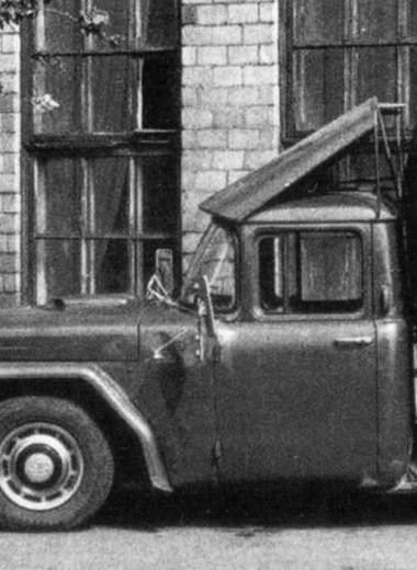 Обгони меня: как в СССР строили 300-сильные масл-траки из ЗИЛов