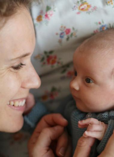 Как почувствовать радость материнства