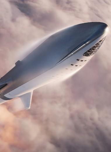 Испытание огнем: как SpaceX готовит корабль Незнайки к полету на Луну