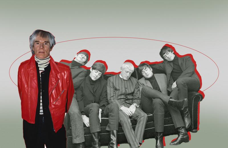 Мудборд: культовая вещь мужского гардероба — водолазка. Популярной ее сделали The Beatles, а сейчас любят Роберт Паттинсон и The Weeknd