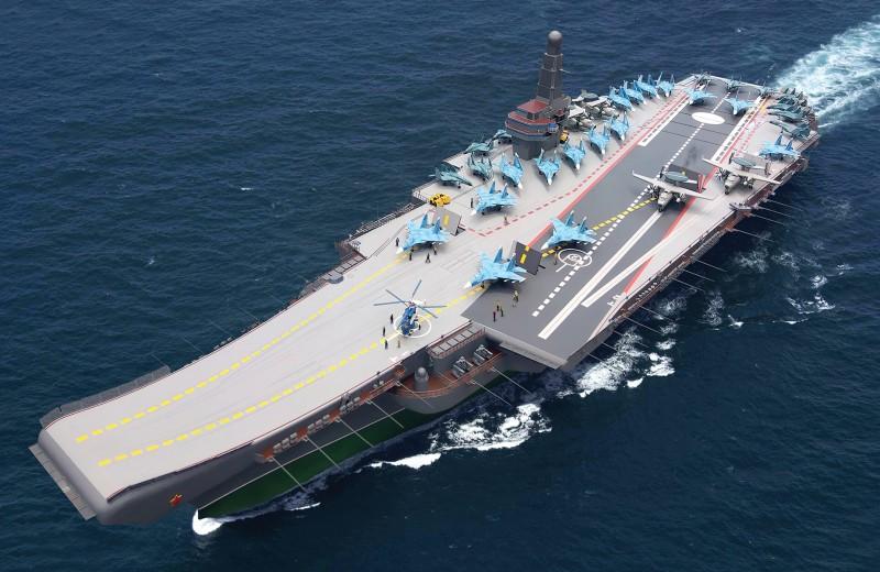 «Ламантенок» ищет маму: разбираем по частям главный российский авианосец «Ламантин»
