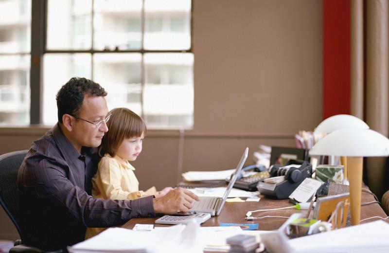 Хороший папа. Как управленческие навыки помогут воспитать ребенка