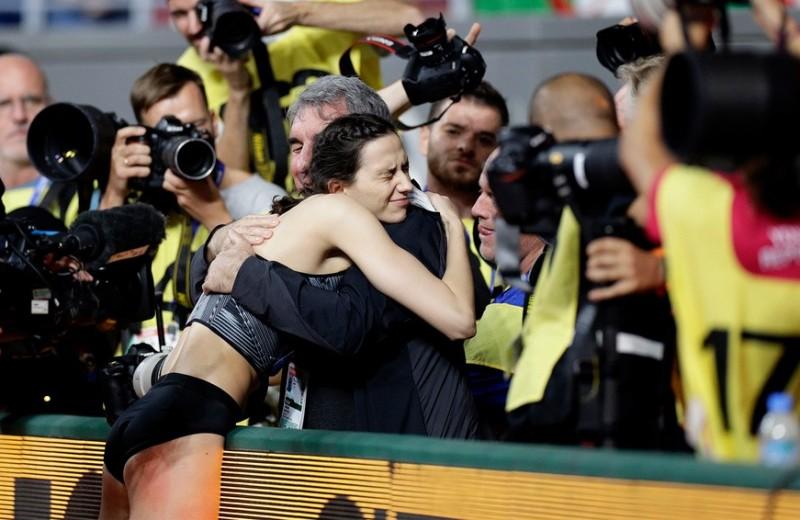 «Бороться все равно надо»: почему звезда легкой атлетики Мария Ласицкене может пропустить Олимпиаду-2020