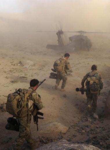 Серия самоубийств солдат за три недели: что происходит в Австралии после отчёта о преступлениях спецназа в Афганистане