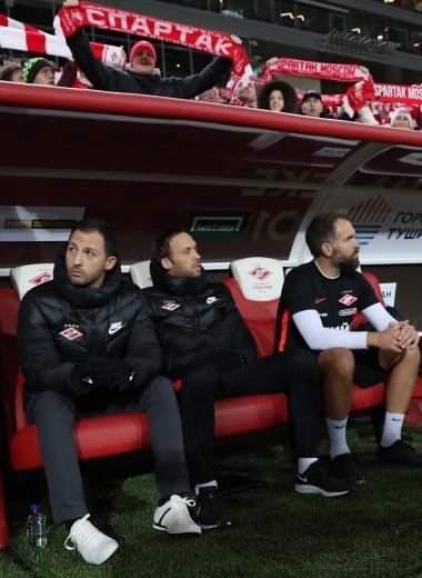 Как «Спартак» снова оказался на грани перестройки из-за увольнения генерального директора
