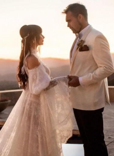 Какая свадьба без драки: бракосочетания звёзд, которые обернулись скандалом
