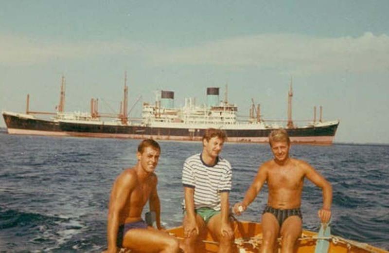 История о том, как 15 кораблей застряли в Суэцком канале на 8 лет