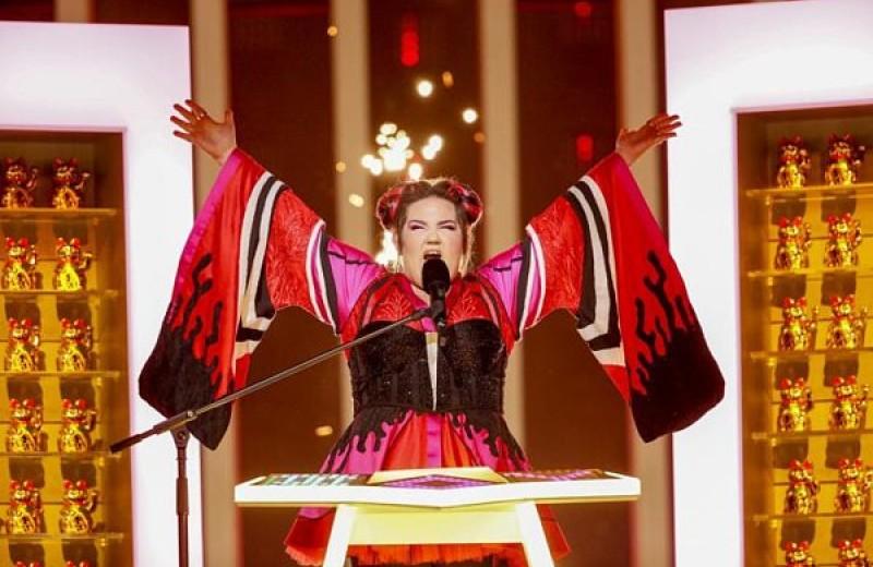 США возмущены песней-победительницей Евровидения, Япония — нет