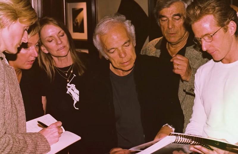 Дэвид Лорен — о фильме «Very Ralph», своем отце и развитии компании