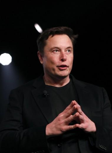 Состояние Илона Маска сократилось на $800 млн после сообщения Tesla об убытках